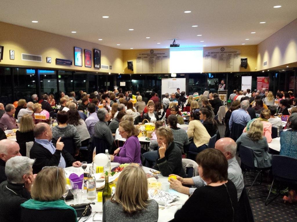Rotary-Kangan Trivia Night raises $10,900!