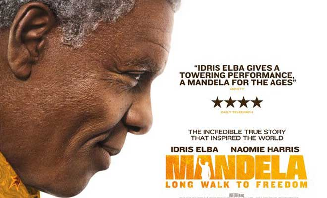 Nelson Mandela Movie Night raises over $1000
