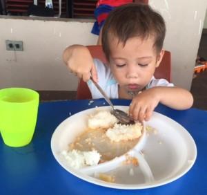 Meal for Preschooler